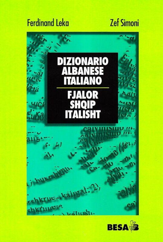 Dizionario albanese-italiano