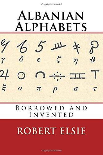 Alfabeti albanesi: presi in prestito e inventati