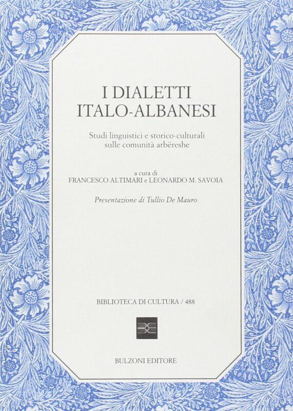 I dialetti italo-albanesi