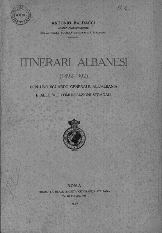 Itinerari albanesi