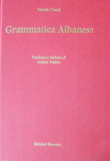 Grammatica albanese