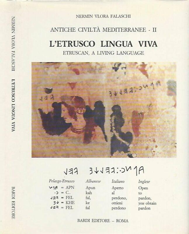 L'etrusco lingua viva