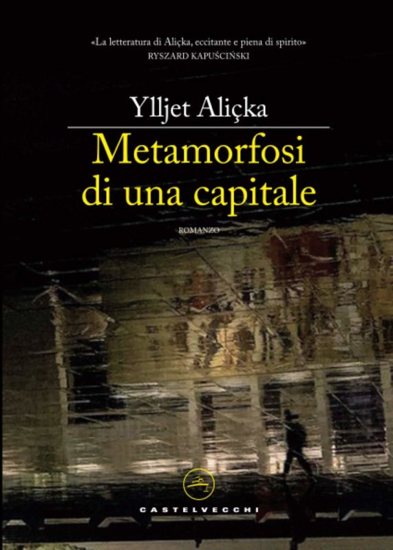 Metamorfosi di una capitale