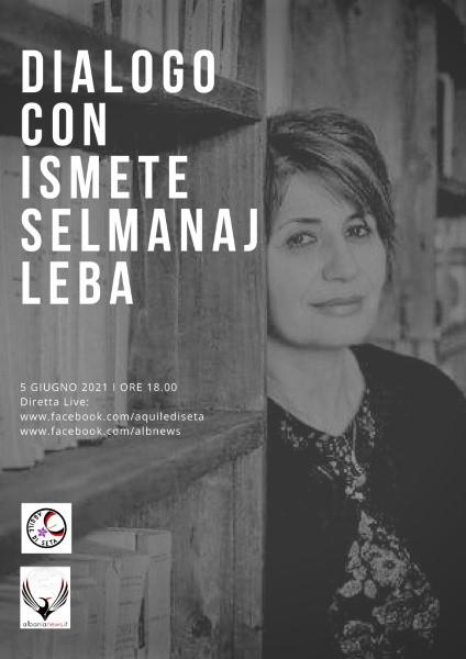 Locandina Evento Aquile Di Seta Ismete Selmanaj Leba